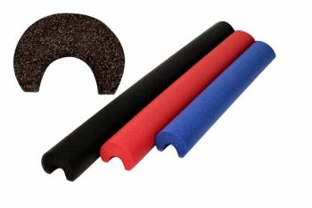 Longacre Racing Products - Longacre ProTecto 180™ Medium Density Roll Bar Padding - Black - 3 Ft.