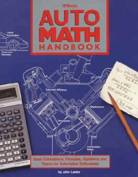 HP Books - Auto Math Handbook - By John Lawlor - HP1020