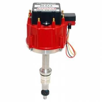 Performance Distributors D.U.I. - D.U.I. 602/604 Crate Motor Racing Distributor - Red Cap