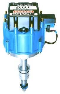 Performance Distributors D.U.I. - D.U.I. Racing Distributor - SB Ford 221-289-302 w/ Vacuum Advance