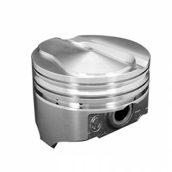 "KB Performance Pistons - KB Pistons Performance Hypereutectic Dome Piston Set - SB Chevy 283-400 - Bore Size: 4.040"", Stroke: 3.250"", Rod Length: 5.700"""