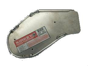 Kirkey Racing Fabrication - Kirkey Right Leg Support for 63, 68 & 69 Series Seat
