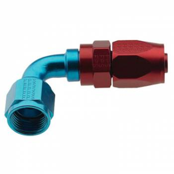 Fragola Performance Systems - Fragola Series 2000 Pro-Flow Race Hose End -8 AN - 90°