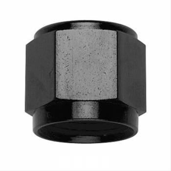 Fragola Performance Systems - Fragola -8 AN Tube Nut - Black