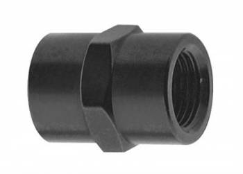 Fragola Performance Systems - Fragola 1/8 FPT Coupler Adapter - Black