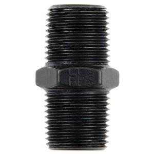 Fragola Performance Systems - Fragola 3/8 NPT NPT Nipple - Black