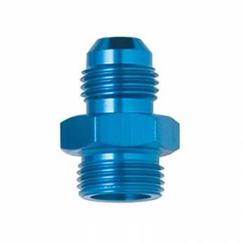 Fragola Performance Systems - Fragola Male Carburetor Fitting -6 AN x 5/8-18 3/8 Tube Inverted Flare