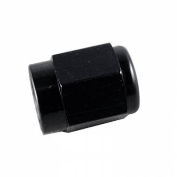 Fragola Performance Systems - Fragola -10 AN Flare Cap - Black
