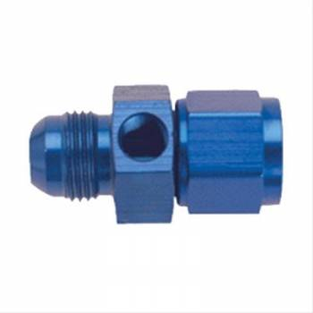 Fragola Performance Systems - Fragola Gauge Adapter -6 AN Male x -6AN - 1/8 NPT Port