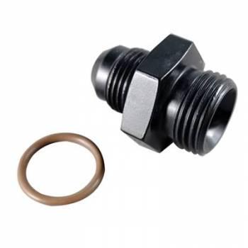 Fragola Performance Systems - Fragola AN Port O-Ring Adapter -12 AN x 1-5/16-12 (-16 AN) - Black