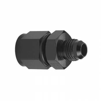 Fragola Performance Systems - Fragola -8 AN Female x -6 AN Male Swivel Reducer - Black