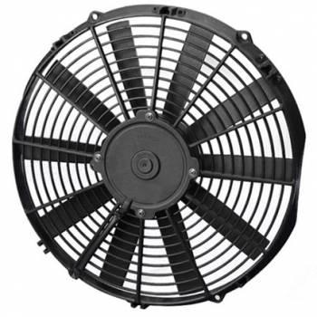 "SPAL Advanced Technologies - SPAL 13"" Puller Fan Curved Blade - 1032 CFM"