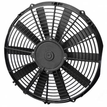 "SPAL Advanced Technologies - SPAL 13"" Pusher Fan Curved Blade - 1032 CFM"