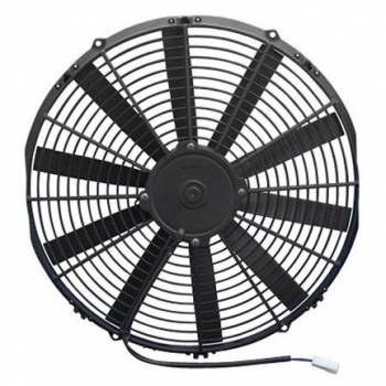"SPAL Advanced Technologies - SPAL 16"" Pusher Fan Straight Blade - 1298 CFM"