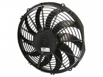 "SPAL Advanced Technologies - SPAL 12"" Puller Fan Curved Blade - 1328 CFM"