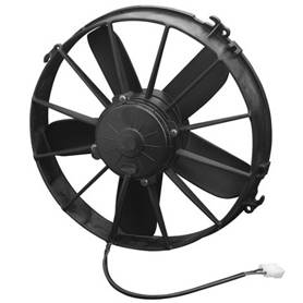 "SPAL Advanced Technologies - SPAL 12"" Pusher Fan Paddle Blade - 1640 CFM"