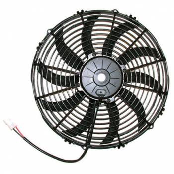 "SPAL Advanced Technologies - SPAL 13"" Puller Fan Curved Blade - 1777 CFM"