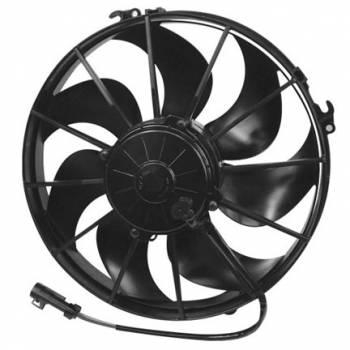 "SPAL Advanced Technologies - SPAL 12"" Puller Fan Curved Blade - 1870 CFM"