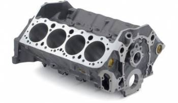 "GM Performance Parts - GM Performance Parts Bowtie Sportsman Block - 350 Main, 4.125"" Bore"
