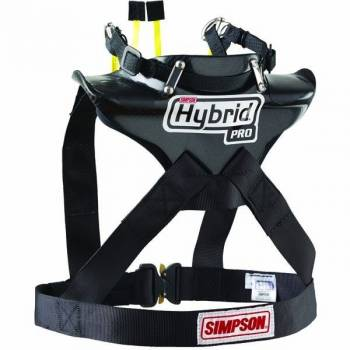 Simpson Hybrid Pro Lite Head & Neck Restraint - SFI 38.1 Certified