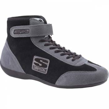 Simpson Midtop Auto Racing Shoe - SFI 3.3/5 Approved