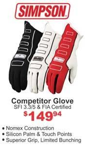 Simpson Competitor Glove