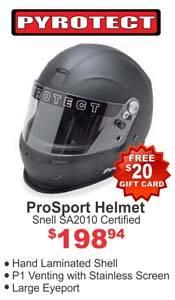 Pyrotect ProSport Helmet