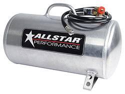 Allstar Performance - Allstar Performance 5 Gallon Vertical Aluminum Air Tank