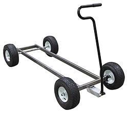 Allstar Performance - Allstar Performance Pit Cart Chassis Kit
