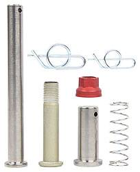 Allstar Performance - Allstar Performance Titanium Jacob Ladder Bolt Kit