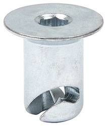 "Allstar Performance - Allstar Performance Steel Flush Allen Head Fasteners - 7/16 "" x .550"" - (10 Pack)"