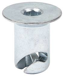 "Allstar Performance - Allstar Performance Steel Flush Allen Head Fasteners - 7/16 "" x .550"" - (50 Pack)"