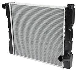 "Allstar Performance - Allstar Performance GM Plastic Tank Single Pass Radiator - 19"" x 22 """