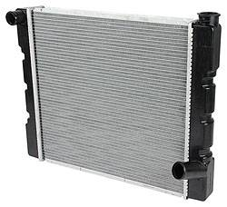 "Allstar Performance - Allstar Performance GM Plastic Tank Single Pass Radiator - 19"" x 28 """