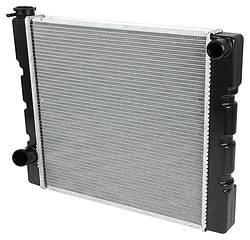 "Allstar Performance - Allstar Performance Ford Plastic Tank Single Pass Radiator - 19"" x 22"""