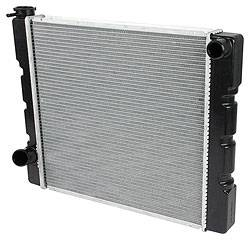 "Allstar Performance - Allstar Performance Ford Plastic Tank Single Pass Radiator - 19"" x 24"""