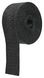 "Allstar Performance - Allstar Performance Header Wrap - Black - 2"" x 25 Ft."