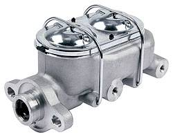 "Allstar Performance - Allstar Performance Corvette Style Aluminum Master Cylinder - 1"" Bore - 3/8"" Ports"