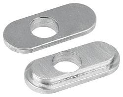 "Allstar Performance - Allstar Performance Control Arm Bracket Bushing - 1/8"" Offset - (2 Pack)"