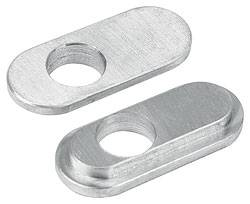 "Allstar Performance - Allstar Performance Control Arm Bracket Bushing - 1/4"" Offset - (2 Pack)"