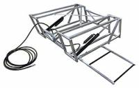 Jacks - Allstar Performance Jacks - Allstar Performance - Allstar Performance Race Car Lift Aluminum Frame Only