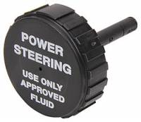 Power Steering Pumps - Steel Power Steering Pumps - Allstar Performance - Allstar Performance Replacement Cap For Power Steering Pump w/ Reservoir (#ALL48245)