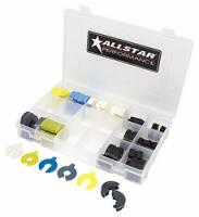 Shock Parts & Accessories - Shock Shims - Allstar Performance - Allstar Performance 14mm Shock Shim Standard Kit