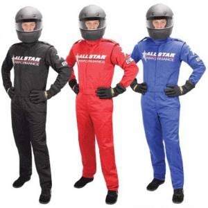 Safety Equipment - Racing Suits - Allstar Performance Race Suits