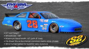 Stock Car - Stock Car Body Packages - S2 Sportsman Bodies