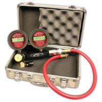 Engine Accessories - Leakdown Testers - Longacre Racing Products - Longacre Digital Engine Leak Down Tester