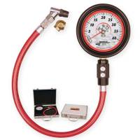 HOLIDAY SAVINGS DEALS! - Longacre Racing Products - Longacre Magnum 3  Glow In The Dark Tire Gauge - 0-40 psi by  lb