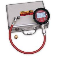 HOLIDAY SAVINGS DEALS! - Longacre Racing Products - Longacre Ultimate Digital Tire Pressure Gauge - 0-100 PSI