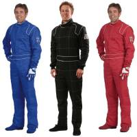 Safety Equipment - Crow Enterprizes - Crow Quilted Multi-Layer Nomex® Driving Suit
