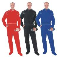 SFI-5 Rated Multi-Layer Suits - Crow Racing Suits - Crow Enterprizes - Crow Single Layer Proban® Driver Safety Package